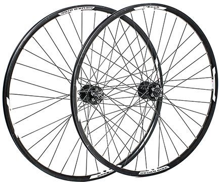 Tru-Build 26 Disc Qr Neuro MTB Wheel