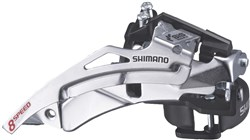 Shimano FD-M190 Hybrid Front Derailleur - Top Swing - Dual-Pull And Multi Fit