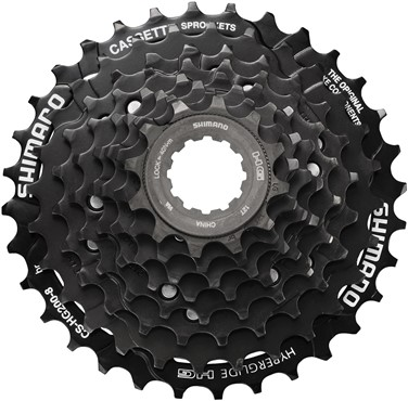 Image of Shimano CS-HG200 TX 8-speed cassette