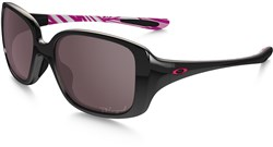 Oakley Womens LBD Breast Cancer Awareness Polarized Sunglasses