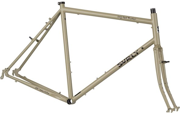 Image of Surly Long Haul Trucker 700c Frameset 2015