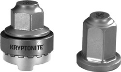 Product image for Kryptonite Security WheelNutz - M10 Axle