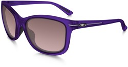 Product image for Oakley Womens Drop In Frosted Collection Sunglasses