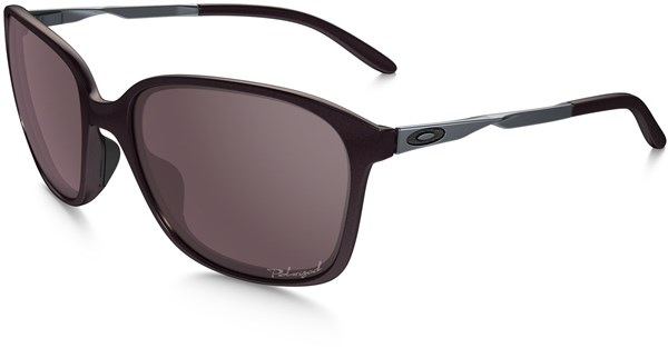 Image of Oakley Womens Game Changer Polarized Sunglasses