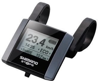 Shimano SC-E6000 Steps Cycle Wired Computer Display