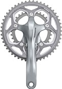 Shimano FC-RS500 Double Chainset - 2-Piece Design - 11 Speed