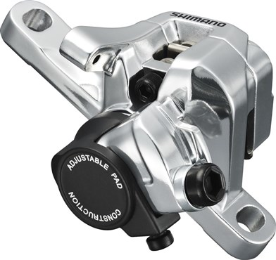 Image of Shimano BR-R517 Calliper - Without Rotor - IS Or Post Mount