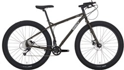 Surly ECR 29+ Adventure Mountain Bike 2015 - Hardtail MTB