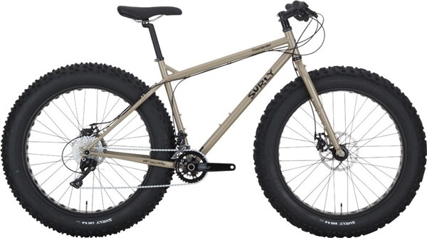 Surly Moonlander Fat Bike Mountain Bike 2016 - Fat bike
