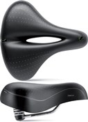 Sportourer Zeta Comfort Gel Flow Saddle (L Flow)