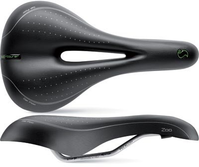 Image of Sportourer Zoo Gel Comfort Flow Saddle (L Flow)