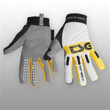 TSG A/C Long Finger MTB Cycling Gloves