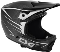 TSG Advance Carbon Full Face MTB Cycling Helmet