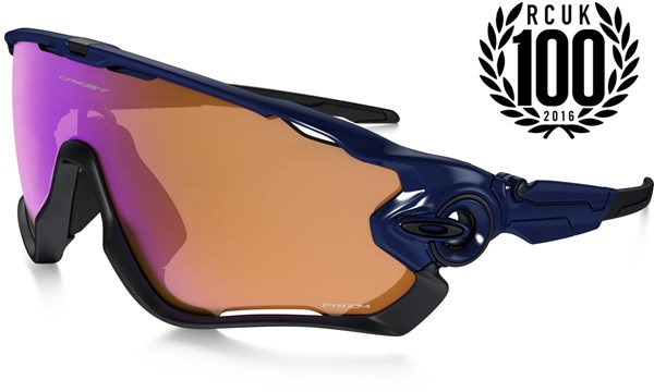 Image of Oakley Jawbreaker Prizm Trail Cycling Sunglasses