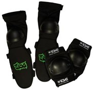 Product image for TSG Junior Elbow / Knee / Shin Padset