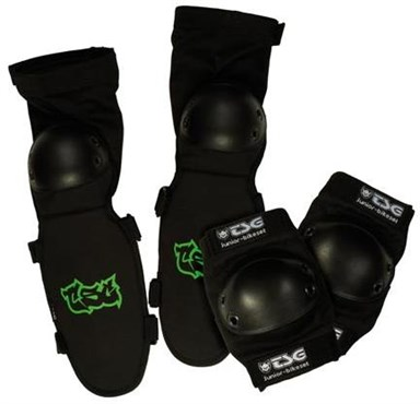 TSG Junior Elbow / Knee / Shin Padset