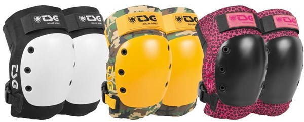 Image of TSG Roller Derby 2.0 Knee Pads