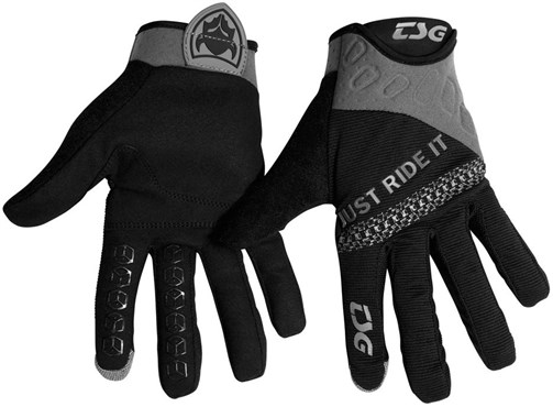 Image of TSG Trail Long Finger Gloves