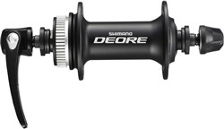 Product image for Shimano HB-M615 Deore Front Hub For Centre-Lock Disc