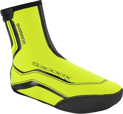 Image of Shimano S3000X NPU 3 mm Neoprene Overshoe - With BCF And PU Coating