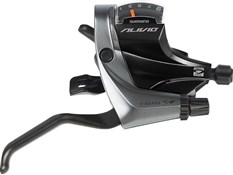 Product image for Shimano ST-M4000 Alivio 3-Speed STI Lever For V-Brake