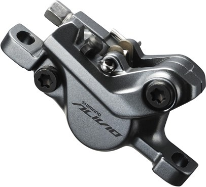 Shimano BR-M4050 Alivio Calliper Without Rotor Or Adapters - Post Mount - Front Or Rear