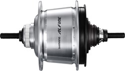 Product image for Shimano SG-S7000 Alfine Hub Without Fittings - For Centre Lock Disc - 8 Speed