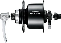 Product image for Shimano DH-S501 Alfine - 6v 3w - Centre-Lock disc - 36h - Q / R