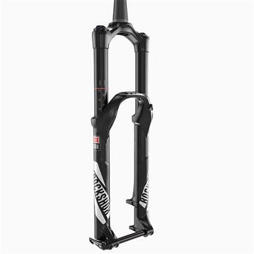 "RockShox Pike RCT3 - 27.5"" MaxleLite15 - Solo Air 130 - Crown Adj Alum Str - Tapered - Disc 2016"