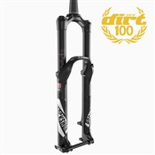 "RockShox Pike RCT3 - 27.5"" MaxleLite15 - Solo Air 150 - Crown Adj Alum Str - Tapered - Disc  2016"