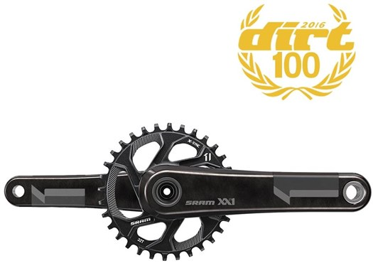 SRAM XX1 Crank - GXP - 1x11 - Q-Factor Includes 32T Direct Mount Chainring (GXP - Cups NOT inc.)