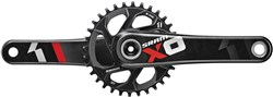Product image for SRAM X01 Crank - BB30 - 1X11 - Includes 32T Direct Mount Chainring (BB30 Cups NOT included)