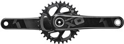 SRAM X01 Crank - GXP - 1X11- Includes 32T Direct Mount Chainring (GXP Cups NOT included)
