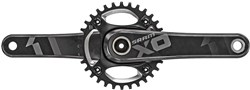 SRAM X01DH Crank - GXP83 - 94BCD 32T X-SYNC Chainring (GXP Cups Not Included)