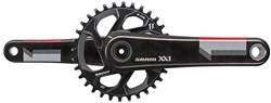 SRAM XX1 Crank - GXP - 1x11 - Boost 148 - Q-Factor Direct Mount Chainring (GXP Cups NOT included)