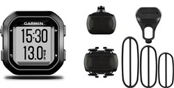 Garmin Edge 25 GPS Enabled Cycle Computer - Speed & Cadence Bundle