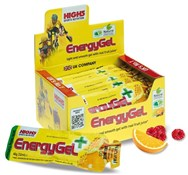 Product image for High5 Energy Gel Plus - 38g x Box of 20