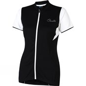 Dare2B Womens Bestir  Short Sleeve Cycling Jersey