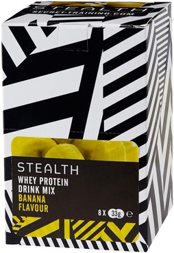 Secret Training Stealth Super Hydration Drink Mix Powder - 33g x Box of 8