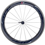 Zipp 404 FireStrike Carbon Clincher Front Wheel - 18 Spokes Impress