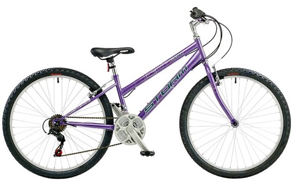 Image of CBR Storm Girls Mountain Bike 2016 - Hardtail MTB