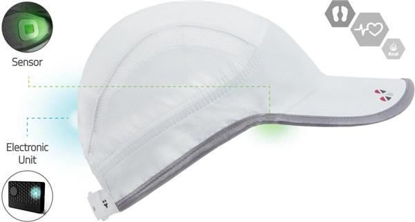 LifeBEAM Hat With ANT And Bluetooth 4.0