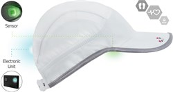 Product image for LifeBEAM Hat With ANT And Bluetooth 4.0