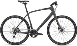 Specialized Sirrus Expert Carbon 2016 - Flat Bar Road Bike