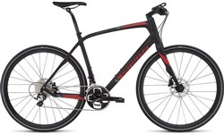 Specialized Sirrus Comp Carbon 2016 - Flat Bar Road Bike