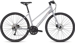 Specialized Vita Sport Disc Step Through Womens 2016 - Hybrid Sports Bike