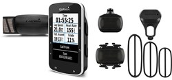Product image for Garmin Edge 520 GPS Enabled Computer - Speed, Cadence and HRM Bundle