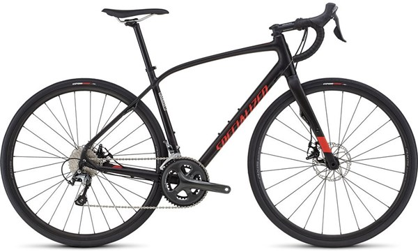 Specialized Diverge Elite DSW CEN 2017 - Road Bike