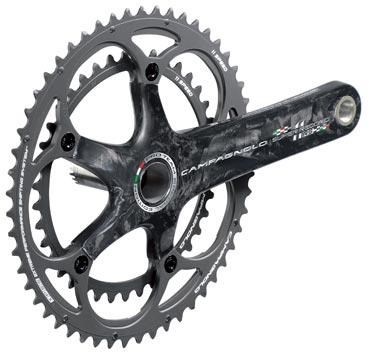 Campagnolo Super Record RS U-T 11x Ti-Carb Chainset