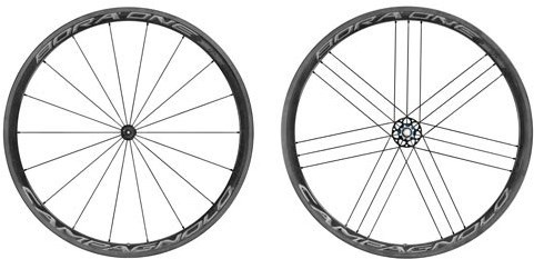 Image of Campagnolo Bora One 35 Dark Label Tubulars